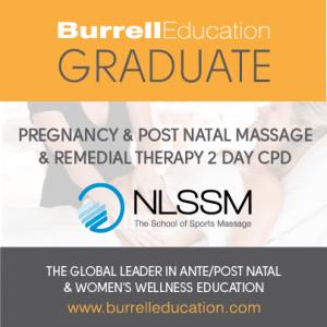postnatal pregnancy massage therapy