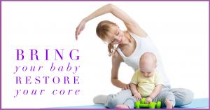 postnatal core restore fitness