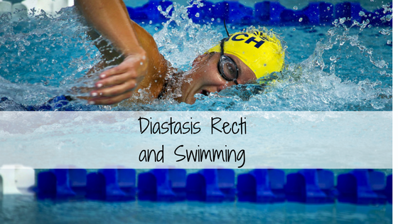 diastasis recti swimming